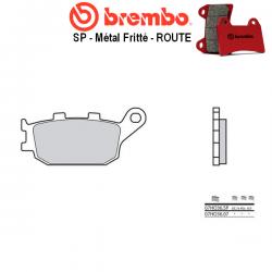 Plaquettes de frein BREMBO 07HO36SP SUZUKI GSX-R 1000 09-18 (Arrière)