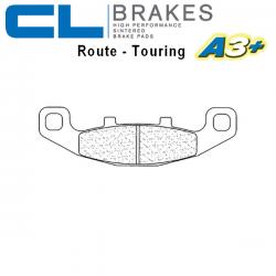 Plaquettes de frein CL BRAKES 2304A3+ KAWASAKI GTR 1000 94-04 (Avant)