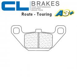 Plaquettes de frein CL BRAKES 2285A3+ KAWASAKI GTR 1000 86-93 (Avant)