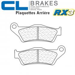 Plaquettes de frein CL BRAKES 2900RX3 BMW R1150 GS - ADVENTURE - R - RS - RT 00-06 (Arrière)