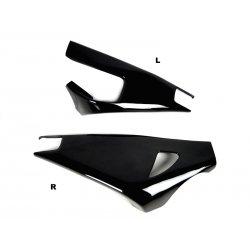 Protections de bras oscillant MOTOFORZA YAMAHA YZF-R1 04-06 (Carbone - Carbone/Kevlar - Titanium)