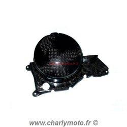 Protection embrayage MOTOFORZA APRILIA RSV4 09-17 (Carbone - Carbone/Kevlar - Titanium)