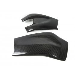 Protections de bras oscillant MOTOFORZA BMW S1000RR 09-18 (Carbone - Carbone/Kevlar - Titanium)