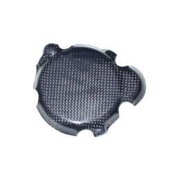 Protection démarreur MOTOFORZA KAWASAKI ZX-10R 04-05 (Carbone - Carbone/Kevlar - Titanium)