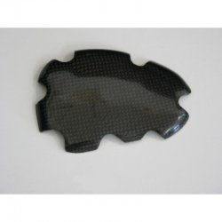 Protection allumage MOTOFORZA YAMAHA YZF-R6 06-16 (Carbone - Carbone/Kevlar - Titanium)