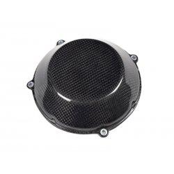 Protection embrayage MOTOFORZA DUCATI 749 03-06 / 999 03-06 (Carbone - Carbone/Kevlar - Titanium)