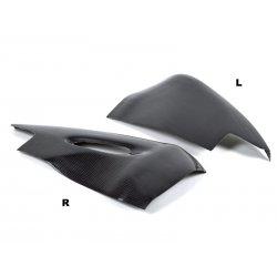 Protections de bras oscillant MOTOFORZA SUZUKI GSX-R 600 06-10 / GSX-R 750 06-10 (Carbone - Carbone/Kevlar - Titanium)