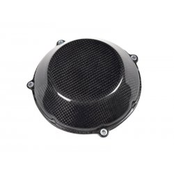 Protection embrayage MOTOFORZA DUCATI 848 - EVO 08-13 / 1098 07-08 / 1198 09-11 (Carbone - Carbone/Kevlar - Titanium)