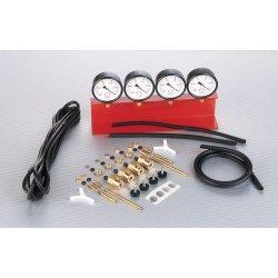 Dépressiomètres à aiguilles BIHR pour moteur 4 cylindres