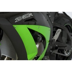 Tampons de protection AERO R&G Racing KAWASAKI ZX-10R 11-17 (Version Race courte)