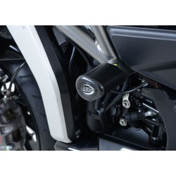 Tampons de protection AERO R&G Racing DUCATI X-Diavel 16-