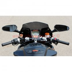 Demi guidons ABM Multiclip KTM 1190 RC8 08-15