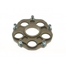 * Porte couronne AFAM Alu PCD2 - DUCATI 848 / 1000-1100 / S4R - 5 fixations - Type 51607 / 51608