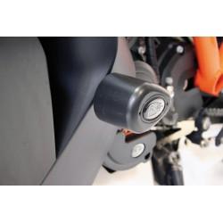 Tampons de protection AERO R&G Racing KTM RC8R 08-15 (Version R)(Perçage carenage)