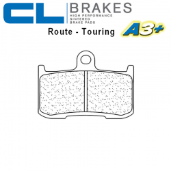 Plaquettes de frein CL BRAKES 1083A3+ KAWASAKI ZX-9R 02-03 (Avant)