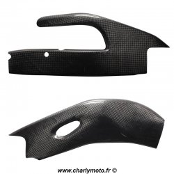 Protections de bras oscillant Carbone HONDA CBR1000RR 08-19