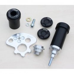 Tampons de protection GSG APRILIA RSV 1000 98-00 (Cadre)
