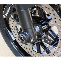 Protections de fourche GSG BMW F800R - S - ST 06-15