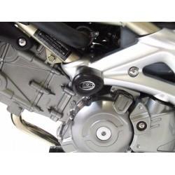 Tampons de protection AERO R&G Racing SUZUKI GLADIUS 650 09-15 / SV650 16-