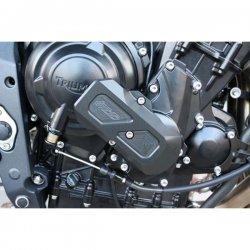 Protection de carter GSG TRIUMPH STREET TRIPLE 675 - R 09-15 ( 482181)(Embrayage)