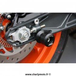 Pions de béquille Téflon GSG KTM DUKE 390 13-16 (M10x1,25)