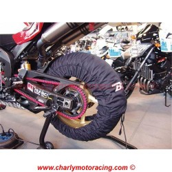 Couvertures chauffantes EVO 2 BIHR Racing