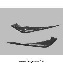 Protection d'échappement gauche SEBIMOTO YAMAHA YZF-R1 04-06 (Carbone)