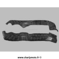 Protections de cadre SEBIMOTO HONDA CBR 600 RR 03-04 (Carbone)