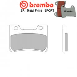 Plaquettes de frein BREMBO 07YA26SR YAMAHA FZR 1000 EXUP 92-93 (Avant)