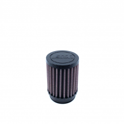 Filtre à air cornet DNA Ø37mm ROND - hauteur 80mm (RO-SERIES RO-3700-08)