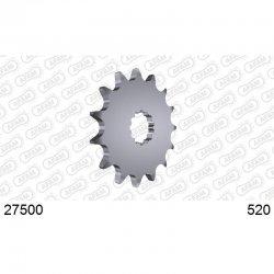 Pignon de sortie de boite AFAM type 27500 / 12-13-14-15-16-17 Dents - Pas 520
