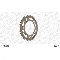 Couronne AFAM ALU anodisée dur type 15604 / 40 à 47 Dents - Pas 525
