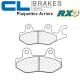 Plaquettes de frein CL BRAKES 2326RX3 KAWASAKI H2 SX - SE - TOURER - PERFORMANCE 18-21 (Arrière)