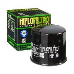 Filtre à huile HIFLOFILTRO HF138 SUZUKI SV 650 99-09