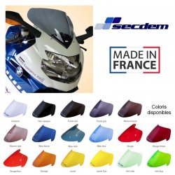 Bulle SECDEM BMW K1300 S 09-14 (Double courbure)
