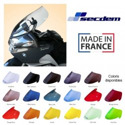 Bulle SECDEM BMW R1200 RT 05-09 (Haute Protection)