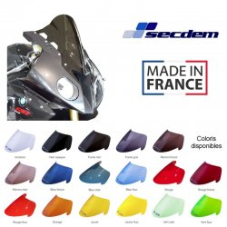 Bulle SECDEM BMW S1000RR 09-14 (Double courbure)