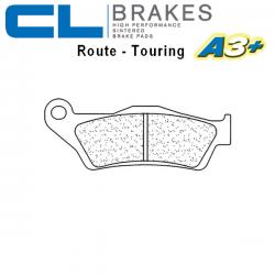 Plaquettes de frein CL BRAKES 2352A3+ ROYAL ENFIELD HIMALAYAN 400 19-20 (Avant)