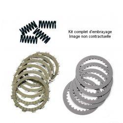 Kit embrayage TECNIUM HONDA CBR600 FS - Fi 01-04 (Disques garnis + lisses + ressorts)