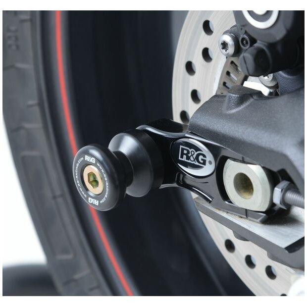 Pions de levage avec tendeurs de chaine R&G Racing TRIUMPH STREET TRIPLE 675 - R 07-12 / 765 R - S - RS 17-21