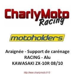 Araignee Racing MOTOHOLDERS KAWASAKI ZX-10R 08-10