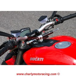 Amortisseur de direction LSL DUCATI 1098 STREETFIGHTER 09-