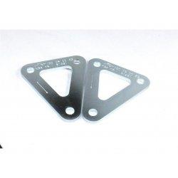 Kit de rabaissement de selle TECNIUM construction 9 Yamaha YZF-R6