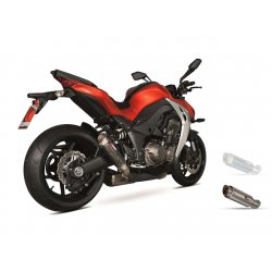 Silencieux SCORPION RP-1 GP KAWASAKI Z1000 14-16 (Full Titane)