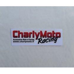 Autocollant CHARLYMOTO RACING