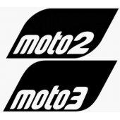 Carénages MOTO2 - MOTO3