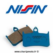 Plaquettes NS Semi-Metallic