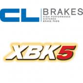 Plaquettes XBK5 - Sport et Racing